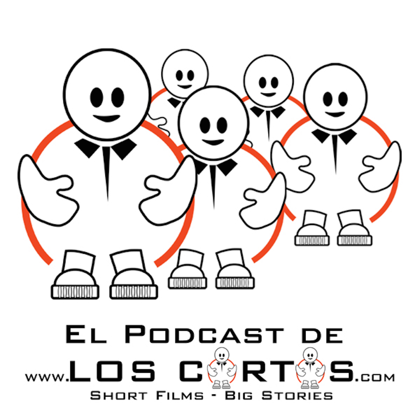 Podcast – Los Cortos – Short Films. Big Stories